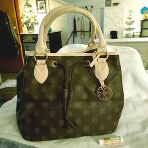 Avon Signature Bucket Style Bag Purse - New!